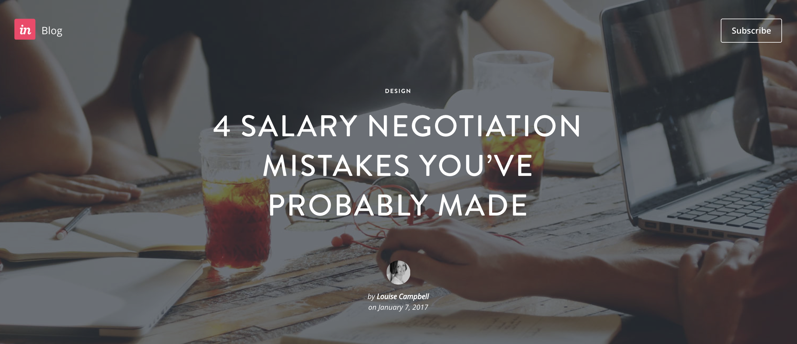 4 Salary Negotiation Mistakes You've Probably Made